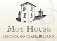 Moy House in Lahinch