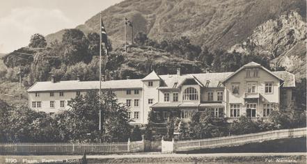 History:      Fretheim Hotel  in Flam