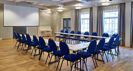 Meetings at      Fretheim Hotel  in Flam