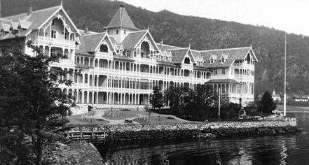 History:      Kviknes Hotel  in Balestrand