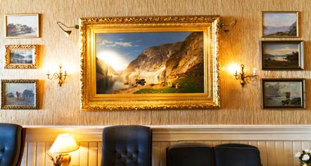 Kviknes Hotel  in Balestrand