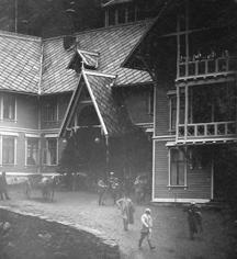 History:      Stalheim Hotel  in Stalheim