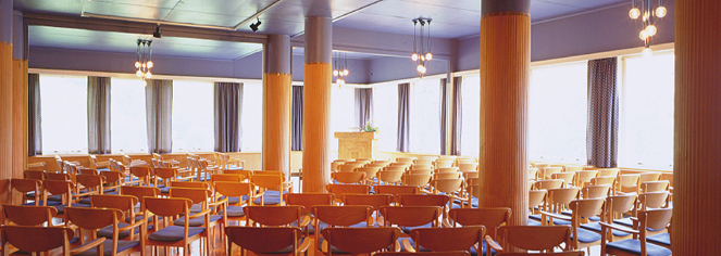 Meetings at      Stalheim Hotel  in Stalheim