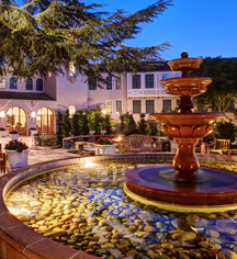 Weddings:      The Fairmont Sonoma Mission Inn & Spa  in Sonoma