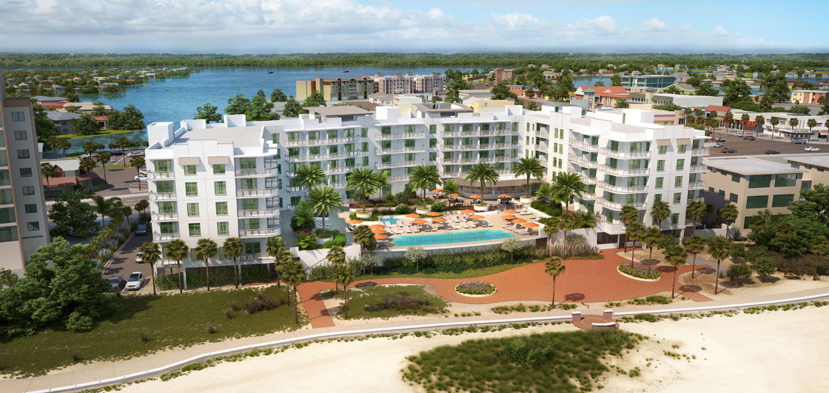 Hotels On Treasure Island Beach Fl