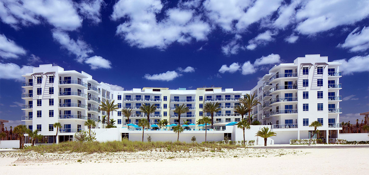 Special Offers:      Treasure Island Beach Resort  in Treasure Island