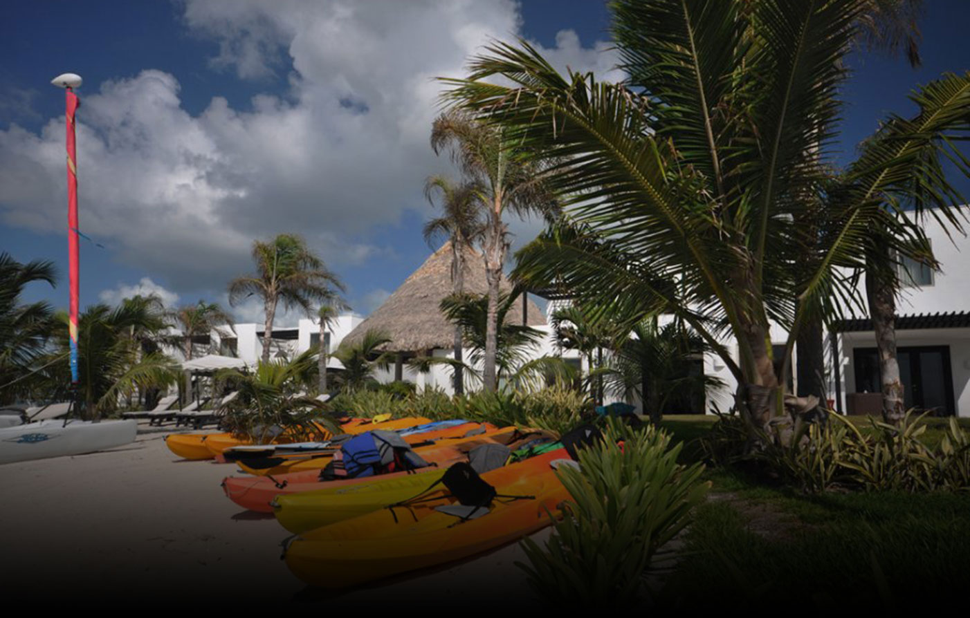 Activities:      Las Terrazas Resort  in Ambergris Caye