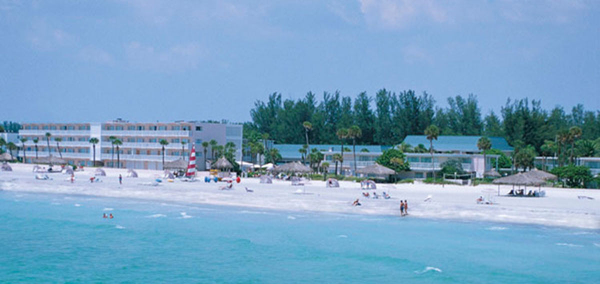 Activities:      Sandcastle Resort at Lido Beach  in Sarasota