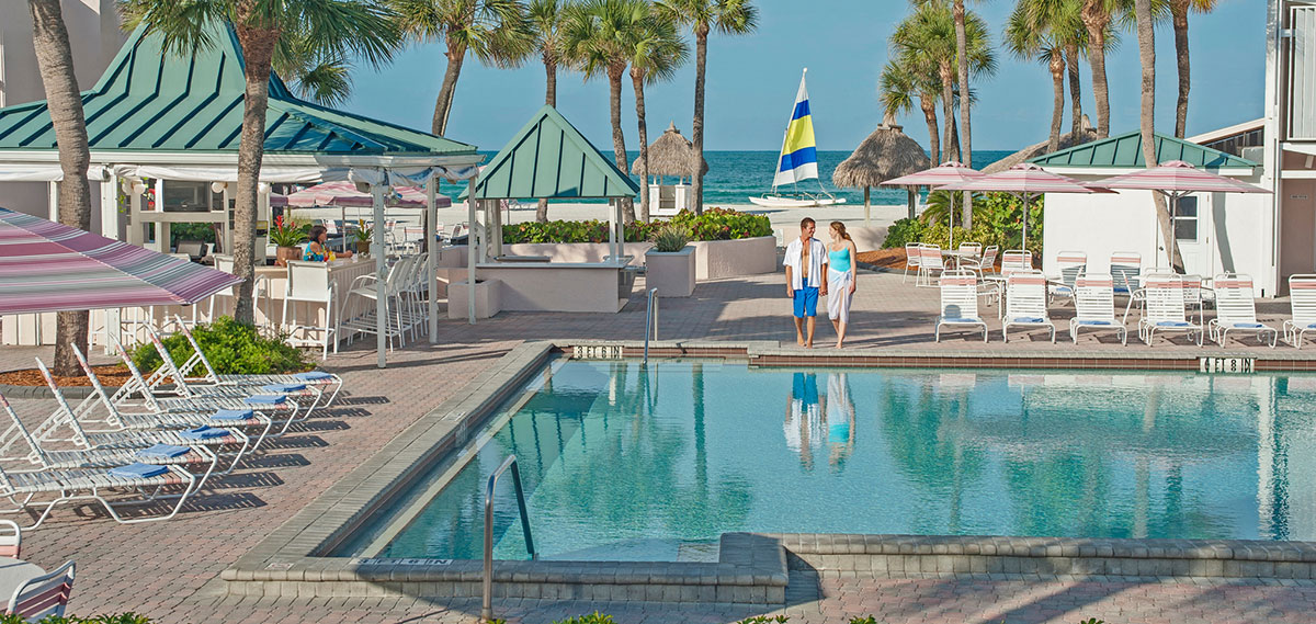 Customer Reviews:      Sandcastle Resort at Lido Beach  in Sarasota