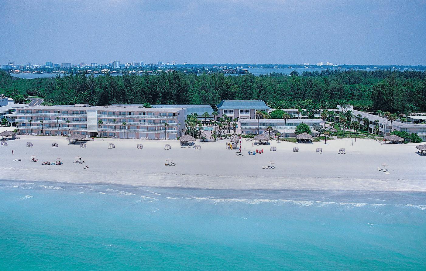 Lido Key Beach Restaurants