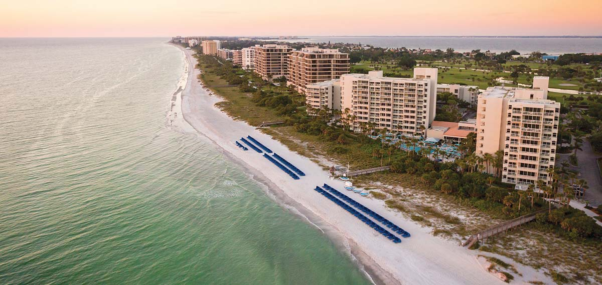 The Resort at Longboat Key Club  in Longboat Key
