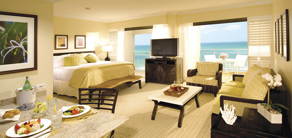 The Resort at Longboat Key Club, Longboat Key Florida, Interior Guestroom