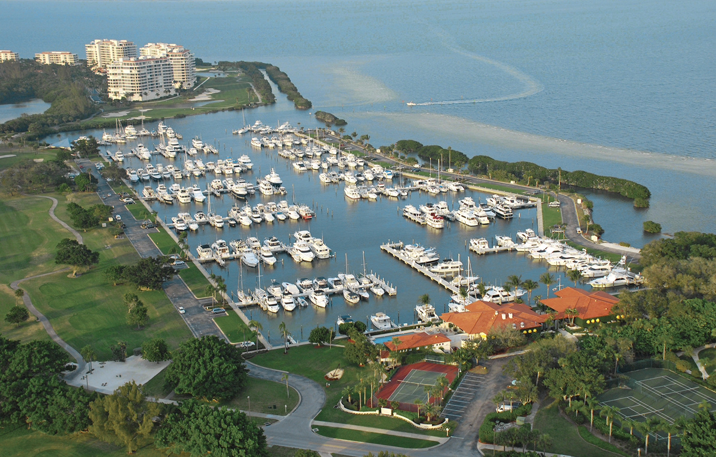 Customer Reviews:      The Resort at Longboat Key Club  in Longboat Key