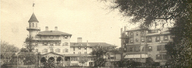 Ghost Stories:      Jekyll Island Club Resort  in Jekyll Island