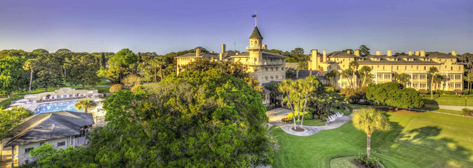 Jekyll Island Club Resort In