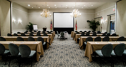 Meetings at      Jekyll Island Club Resort  in Jekyll Island
