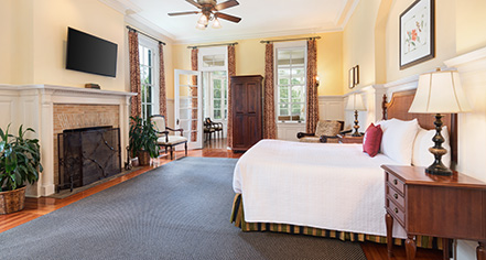 Accommodations:      Jekyll Island Club Resort  in Jekyll Island