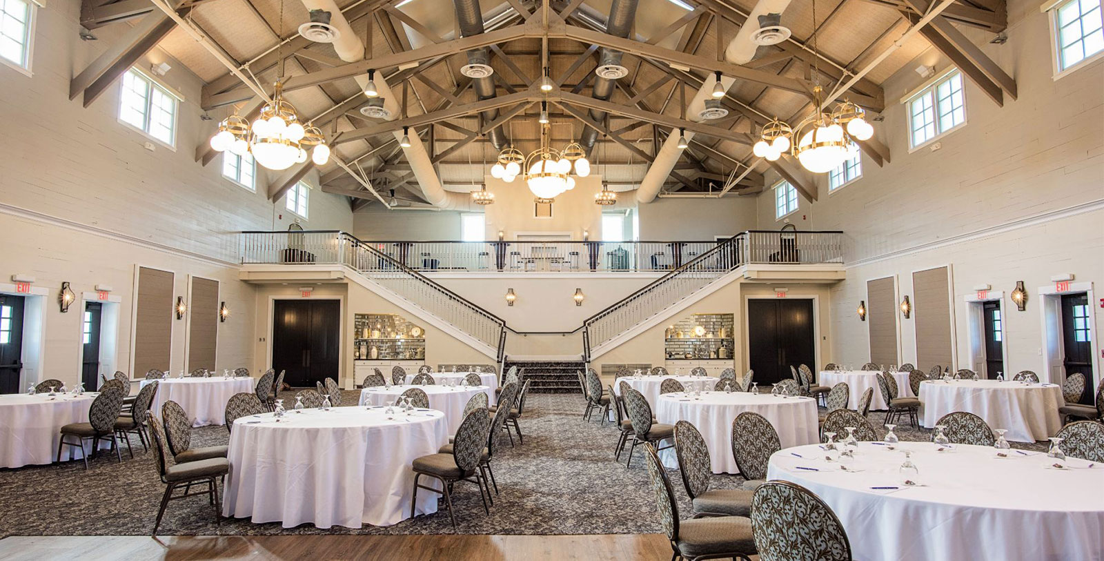 Image of Morgan Ballroom, Jekyll Island Club Resort in Jekyll Island, Georgia, 1886, Member of Historic Hotels of America, Special Occasions