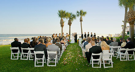 Weddings:      The King and Prince Beach and Golf Resort  in St. Simons Island