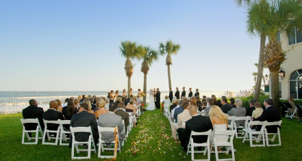 Weddings The King And Prince Beach Golf Resort In St Simons