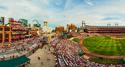 Things To Do In St Louis Missouri Hilton St Louis Downtown At