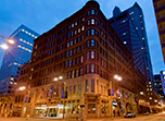 Book a stay at Hilton St. Louis Downtown at the Arch