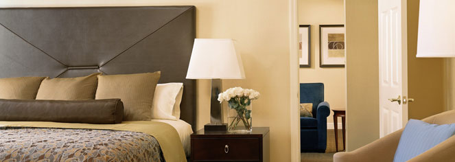 Accommodations:      Chase Park Plaza  in St. Louis