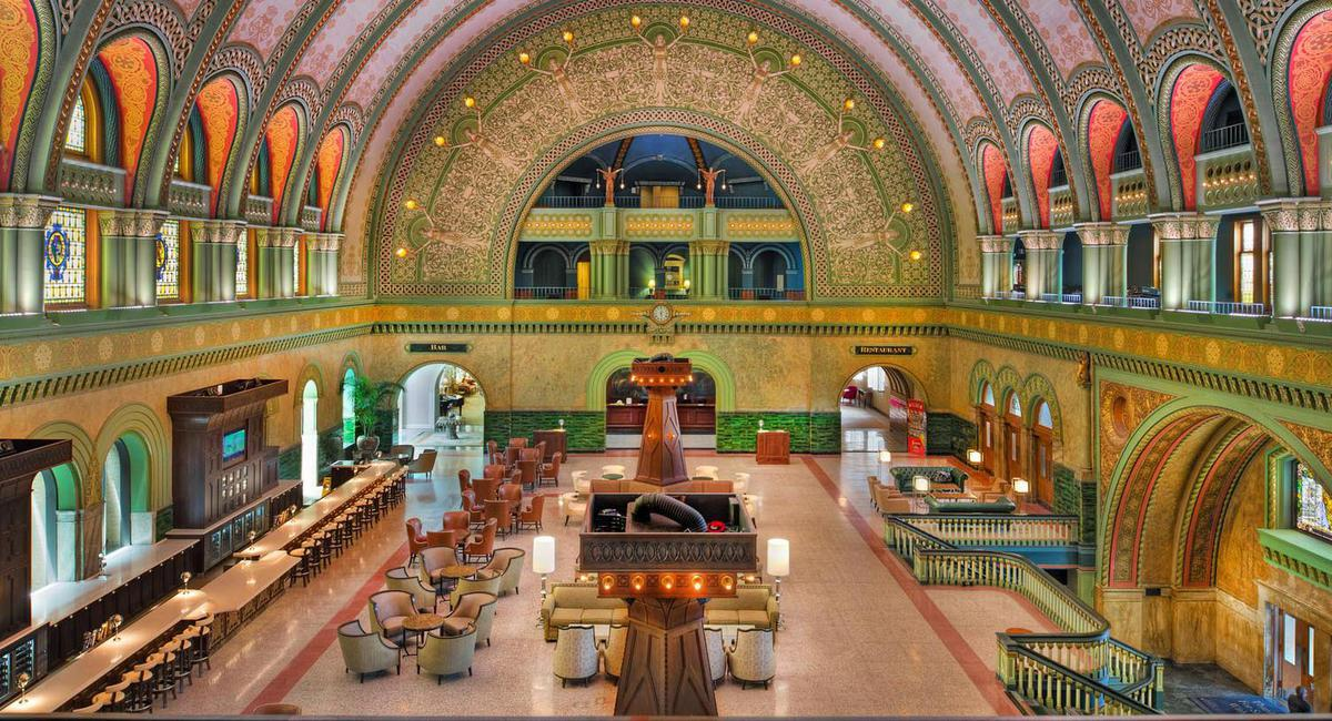 Image of St. Louis Union Station Hotel Curio Collection By Hilton Missouri