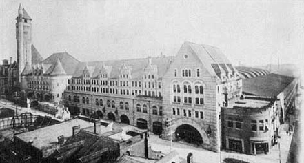 History:      St. Louis Union Station Hotel, Curio Collection by Hilton  in St. Louis