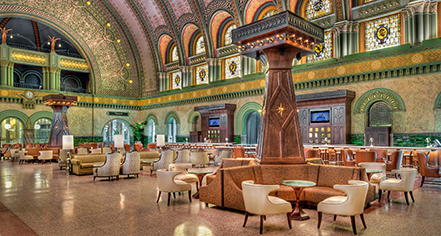 Things To Do In St Louis Missouri St Louis Union Station A