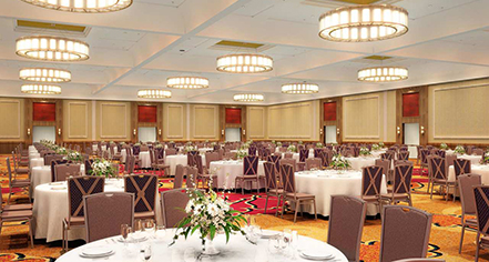 Weddings:      St. Louis Union Station Hotel, Curio Collection by Hilton  in St. Louis