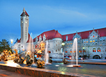 Book a stay at St. Louis Union Station Hotel, Curio Collection by Hilton