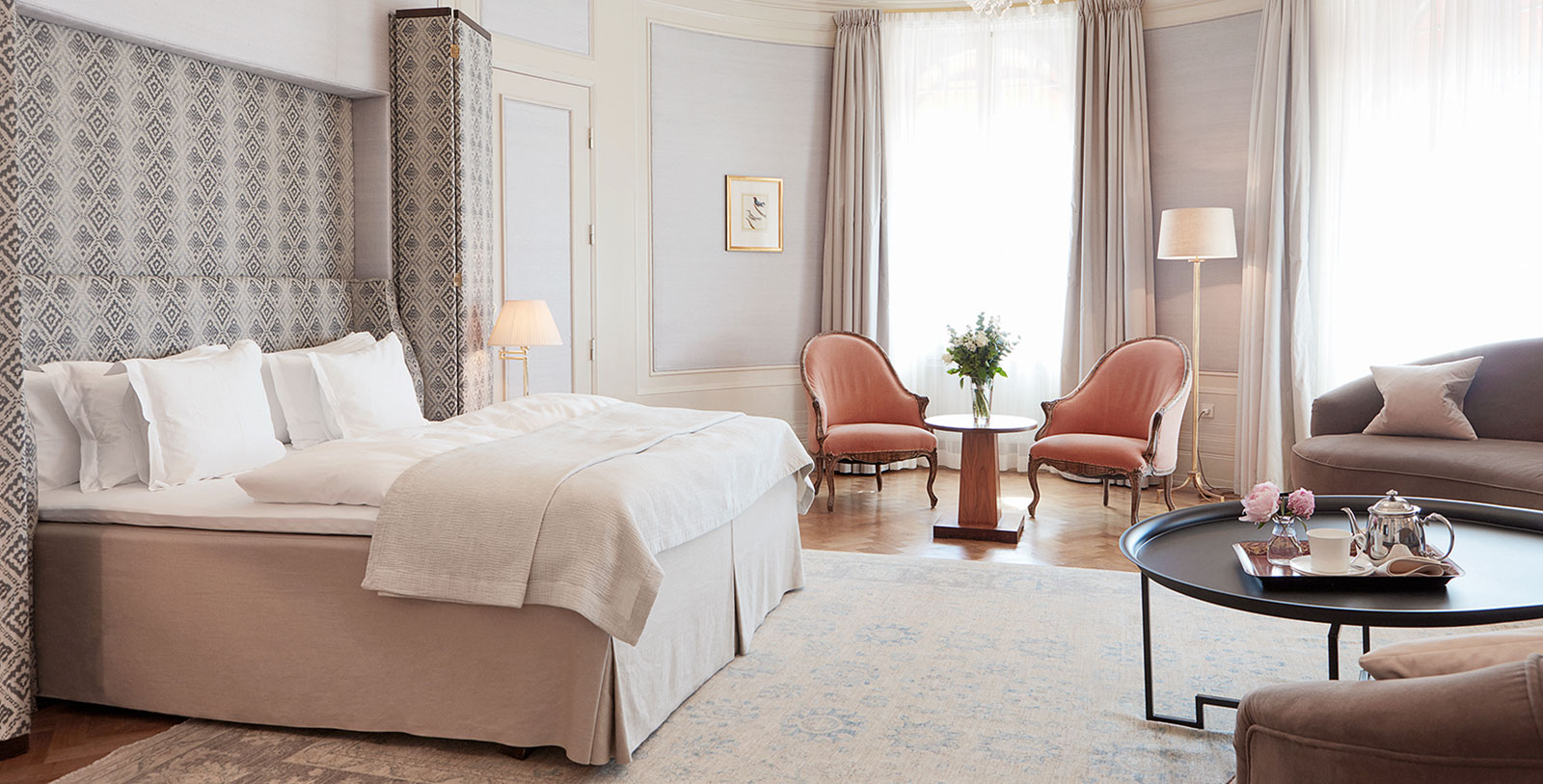 Image of Accommodations, Hotel Diplomat, Stockholm Sweden, Accommodations