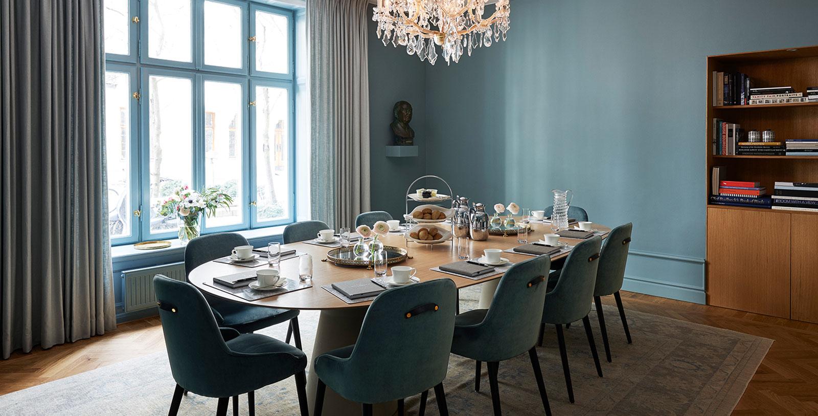 Image of Djurgården Meeting Space, Hotel Diplomat, Stockholm Sweden, Request For Proposal