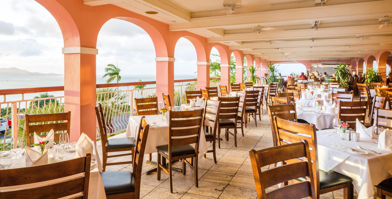 Image of Angrey Nates Boathouse and Seafood Emporium at The Buccaneer, 1653, Member of Historic Hotels of America, in Christiansted, U.S. Virgin Islands, Taste