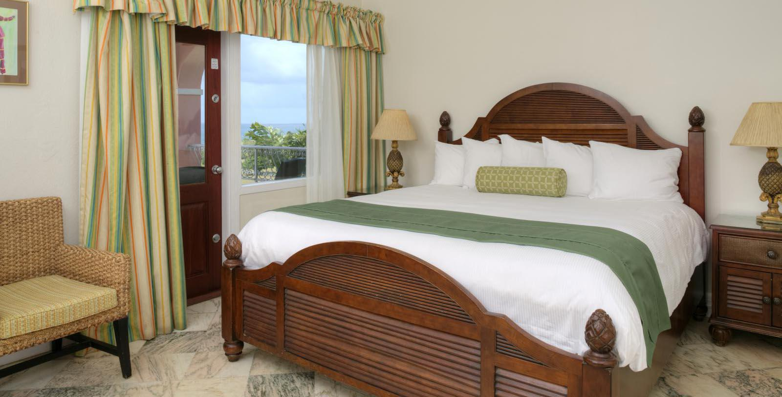 Image of Guestroom Interior The Buccaneer, 1653, Member of Historic Hotels of America, in Christiansted, U.S. Virgin Islands, Accommodations