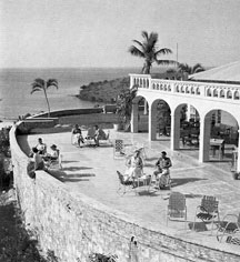 History:      The Buccaneer  in Christiansted