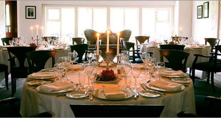 Dining at      Kronen Gaard Hotel  in Sandnes