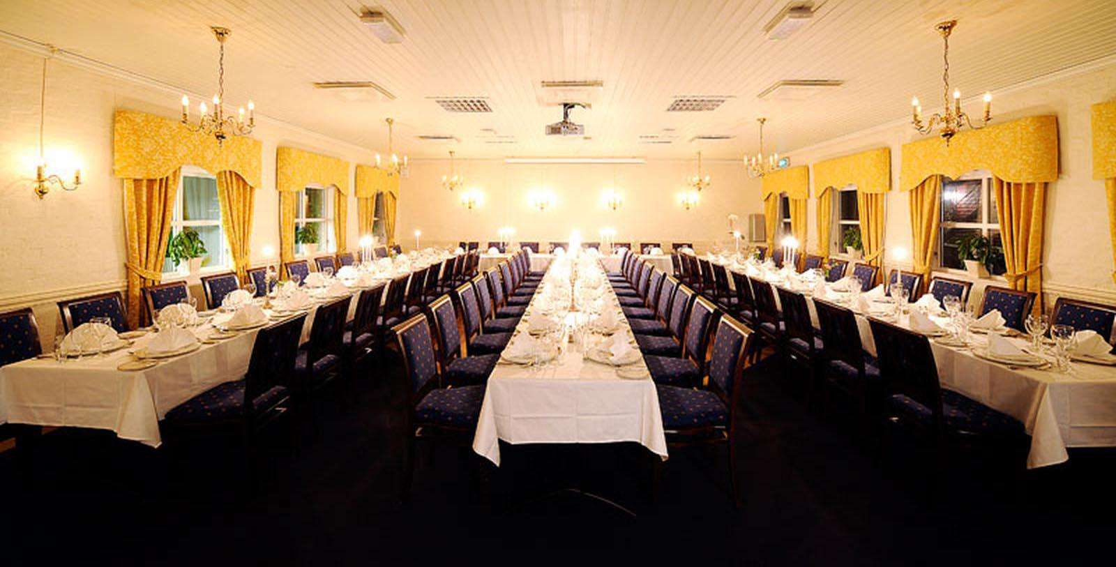 Image of Event Space Kronen Gaard Hotel, 1898, Member of Historic Hotels Worldwide, in Sandnes, Norway, Experience