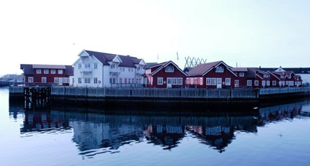 Anker Brygge Rorbusuiter AS  in Svolvær