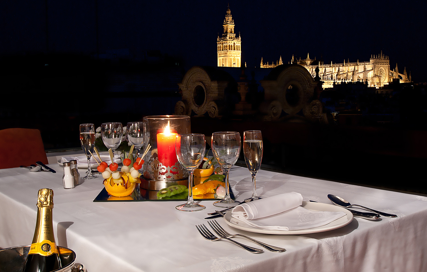 Special Offers:      Hotel Inglaterra  in Seville