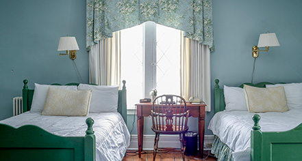 Beekman Arms and Delamater Inn  in Rhinebeck