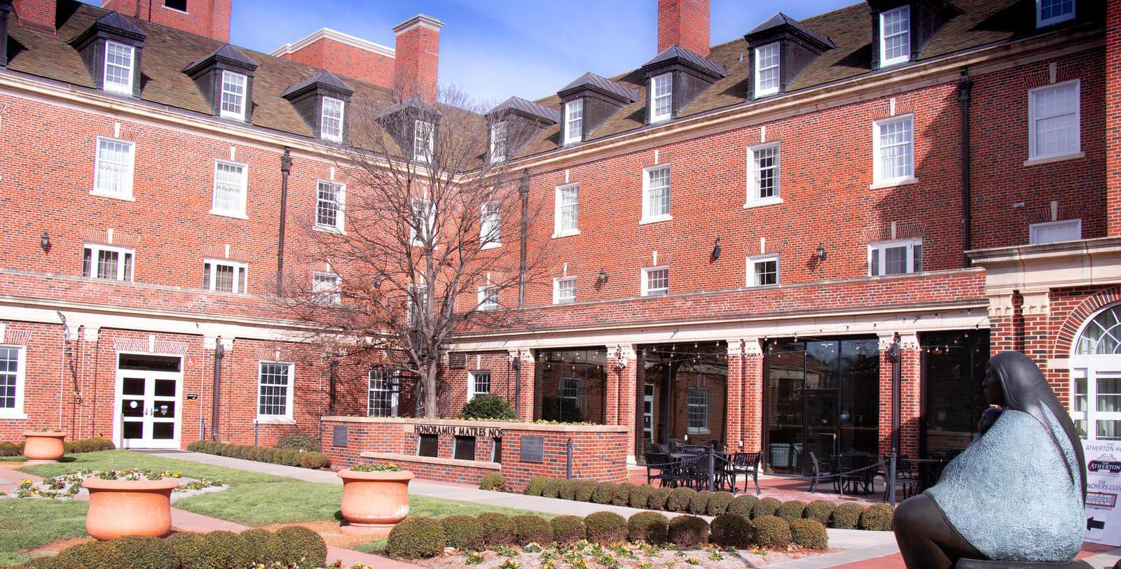 The Atherton Hotel at Oklahoma State University