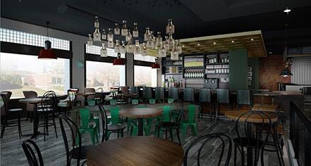 Dining at      Hotel Saranac, Curio Collection by Hilton  in Saranac Lake