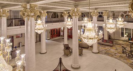 History:      DoubleTree by Hilton Hotel Utica  in Utica