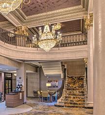 Local Attractions:      DoubleTree by Hilton Hotel Utica  in Utica