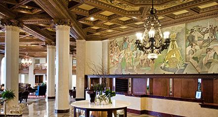 History:      Marriott Syracuse Downtown  in Syracuse