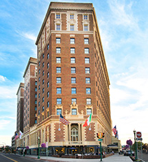 Local Attractions:      Marriott Syracuse Downtown  in Syracuse