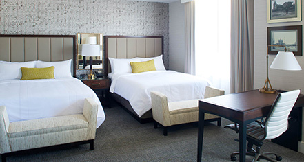 Accommodations:      Marriott Syracuse Downtown  in Syracuse