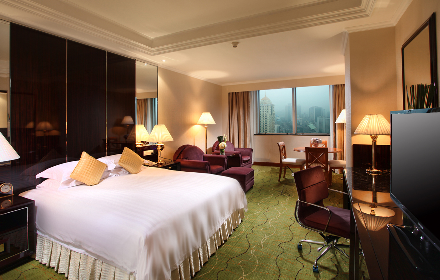 The Panglin Hotel  in Shenzhen